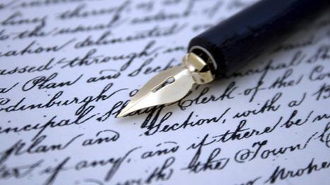 JIM.fr - Pourquoi faut-il continuer à écrire à la main (à part les ordonnances) ? | Medic'All Maps | Scoop.it