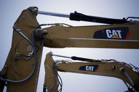 Caterpillar Forecast Tops Estimates as Construction Recovers - Bloomberg | Construction | Scoop.it