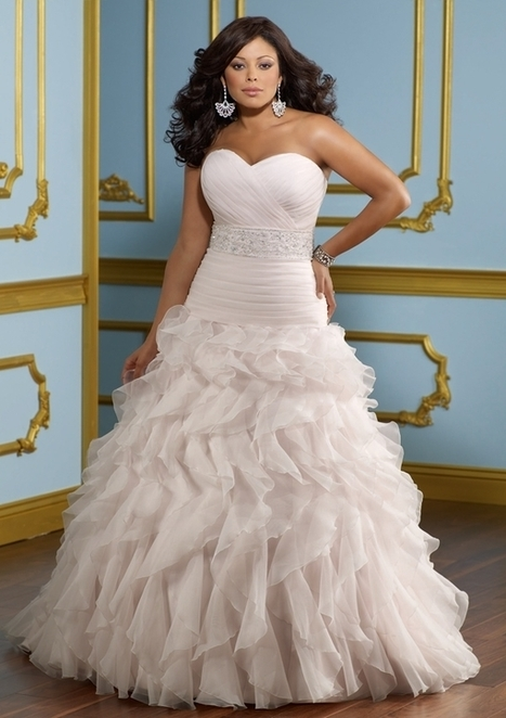 Gorgeous and Affordable Wedding Dress | Buy Chocolate | Scoop.it