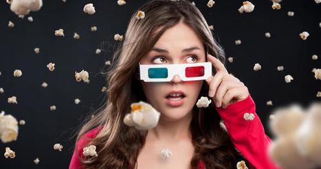 Le cinéma 3D pourrait-il se passer de lunettes ? | QRcode | Scoop.it