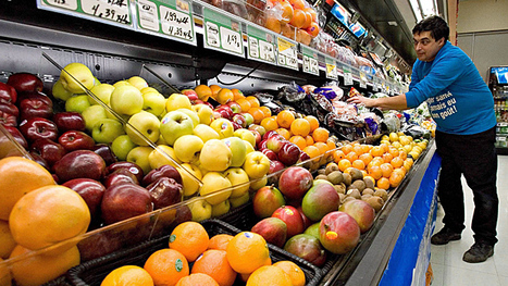 Food eats up less of Canadians' spending, but costs us more   Food issues   Scoop.it