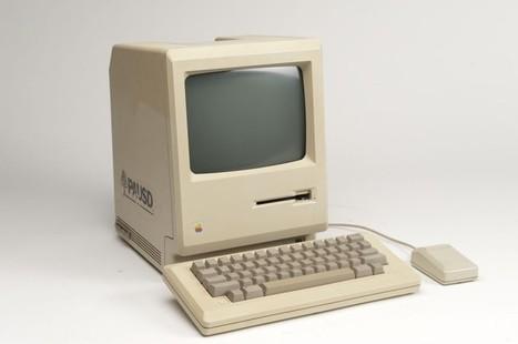 El primer Macintosh, el ordenador que cambió el concepto del PC | La historia del ordenador. | Scoop.it