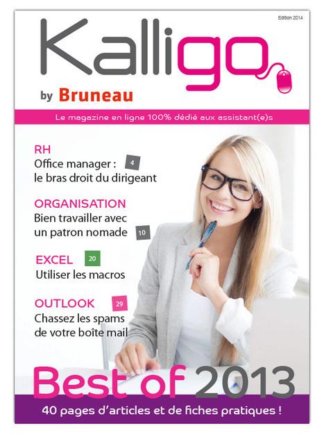 Kalligo - Magazine Best Of 2013 - Secretaire ou Assistante de direction, Kalligo est l'outil en ligne fait pour vous   Télésecrétariat   Scoop.it