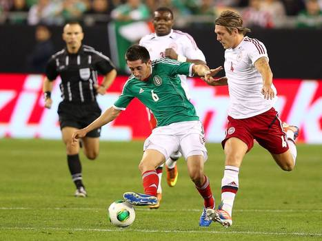 World Cup 2014: Player profile - Hector Herrera, the Mexico midfielder - The Independent | FIFA World Cup 2014 - Win tickets | Scoop.it