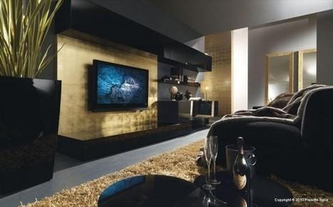Contemporary Living Room Design Ideas | Design Space | Scoop.it