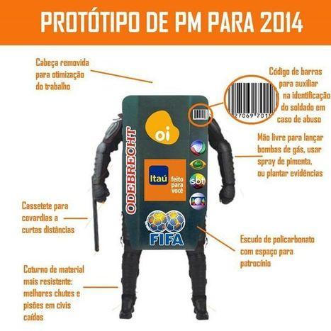 Timeline Photos - Movimento Pró-Corrupção | Facebook | Anonimato da polícia | Scoop.it