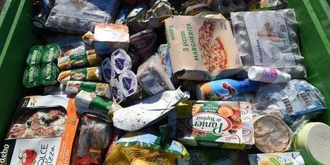 Les déchets alimentaires des Français, un gisement vert inexploité | Planete DDurable | Scoop.it