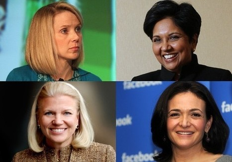 The World's 20 Most Powerful Women In Business | Project Management & Leadership | Scoop.it