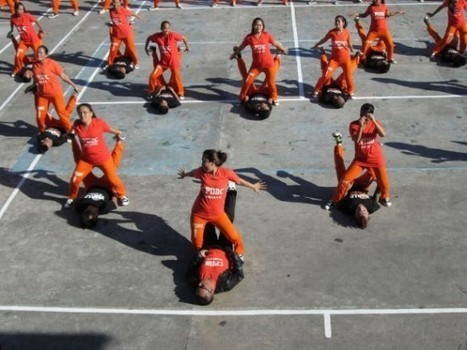 The Dancing Inmates of the Philippines | Strange days indeed... | Scoop.it