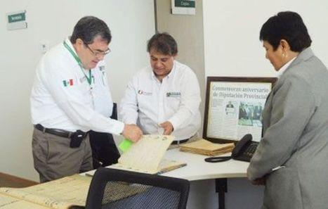 Rescata el archivo general documentos desde 1753 de Tamaulipas - Hora Cero | Archivos Exagono | Scoop.it