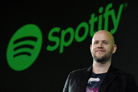 Spotify's Busy Week: An Acquisition, A Partnership And More Help For Artists | MUSIC:ENTER | Scoop.it
