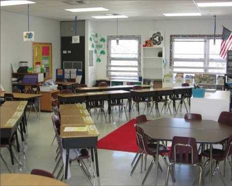 Ideas for Classroom Seating Arrangements | The Cornerstone | EDCI 397 | Scoop.it