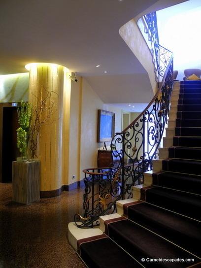 Parenthèse luxueuse au Richemond, Genève | Carnet d'escapades | Scoop.it