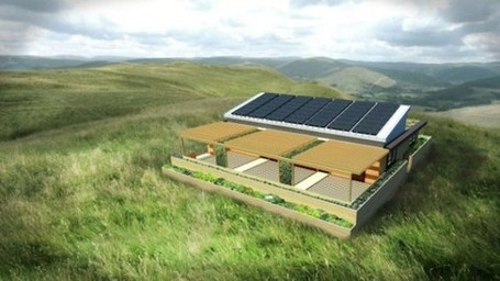 The Solar Decathlon's Net-Zero Solar-Powered Start.Home Aims to Transform Green Home Building | Living Green - Integrated Architecture & Practices | Scoop.it