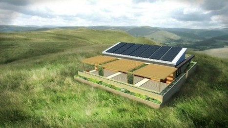 The Solar Decathlon's Net-Zero Solar-Powered Start.Home Aims to Transform Green Home Building | Architecture passive | Scoop.it