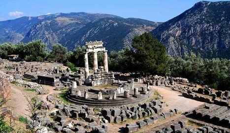 From Delphi to Google: Ancient Oracle to Modern Day Search Engines | LVDVS CHIRONIS 3.0 | Scoop.it