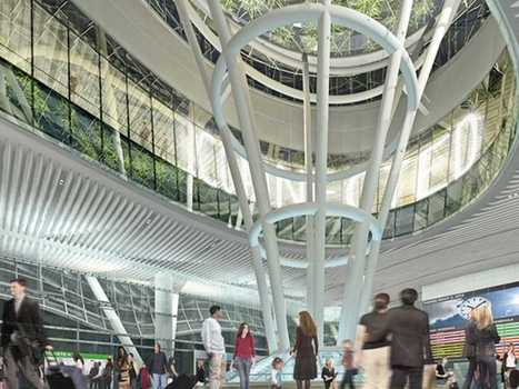 Take A Look At The $4.2 Billion Transit Center That Will Make Getting Around San Francisco A Breeze | Everything from Social Media to F1 to Photography to Anything Interesting. | Scoop.it