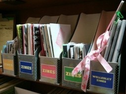 Zines! | Unbound: Speculations on the Future of the Book | The Information Professional | Scoop.it