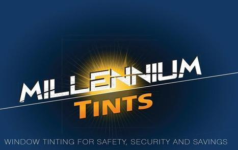 Get in touch with Millennium Tints Window Tinting | Window tinting services | Scoop.it