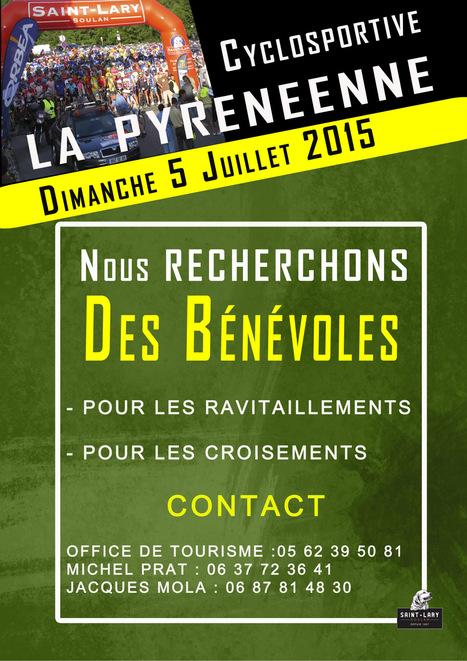 Bénévoles recherchés pour La Pyrénéenne   Vallée d'Aure - Pyrénées   Scoop.it
