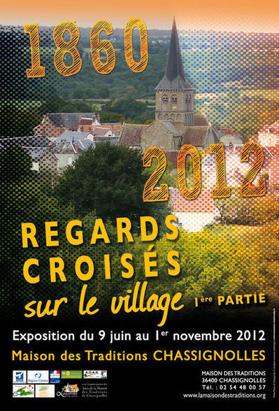 Exposition « Regards croisés sur le village » de Chassignoles | Revue de Web par ClC | Scoop.it