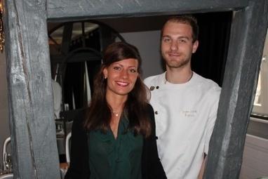 Logan Laug, chef et perfectionniste | Gastronomie Française 2.0 | Scoop.it