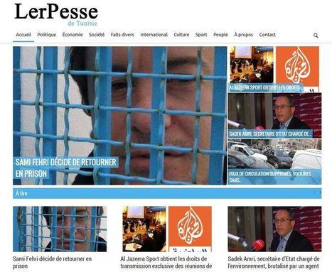 LerPesse, l'attrape-couillons tunisien | DocPresseESJ | Scoop.it