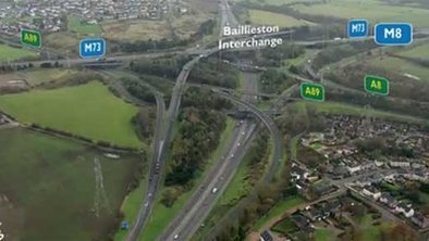 Firms to make £415m motorway upgrade | Business Scotland | Scoop.it