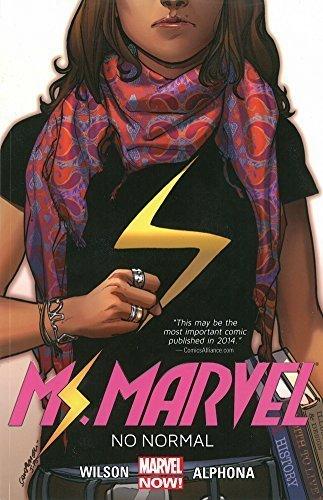 Ms. Marvel Volume 1: No Normal By : G. Willow Wilson | Ebook Store | Scoop.it
