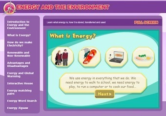 Free Technology for Teachers: A Nice Set of Animated Science Lessons for Children | Web Based Tools | Scoop.it