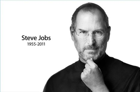 Reaction to news of Steve Jobs' death: Here is what people on the web are saying about his death and legacy. | Transmedia: Storytelling for the Digital Age | Scoop.it