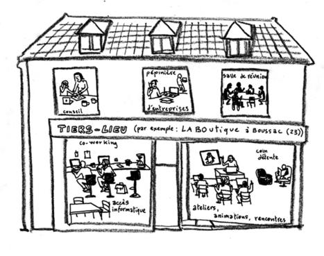 Les tiers-lieux, TREMPLINS pour changer la société | actions de concertation citoyenne | Scoop.it