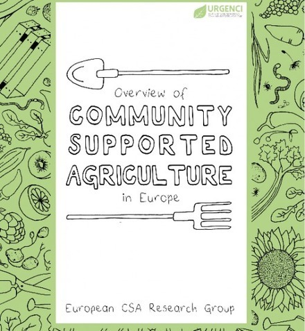 "Urgenci » New report ""European CSA Overview"" released by the European CSA research group! 