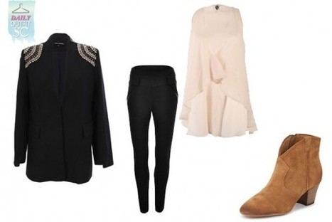 Daily Outfit: Smart Casual | StyleCard Fashion Portal | StyleCard Fashion | Scoop.it