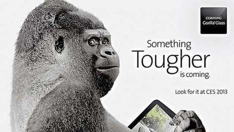 Corning will unveil Gorilla Glass 3 at CES | DIY Car LED Door Courtesy Shadow Ghost Lamp Welcome Logo Light | Scoop.it