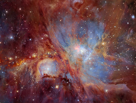 "Jaw-Dropping Photo of Orion Nebula Is Loaded With Beauty and Packed With Science (""see it yourself"") 