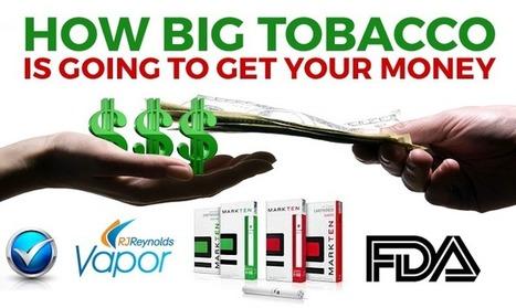 War On Ecigs Benefits Big Tobacco   E Cig - Electronic Cigarette News   Scoop.it