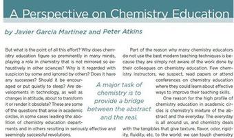 Realidad Aumentada en Química: tendiendo puentes entre lo abstracto y lo real ~ Más Ciencia, por favor | REALIDAD AUMENTADA Y ENSEÑANZA 3.0 - AUGMENTED REALITY AND TEACHING 3.0 | Scoop.it