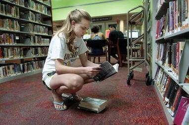 Studies indicate teens reading more, not seeking more advanced works (with ... - News-Herald.com | Donna's library information | Scoop.it