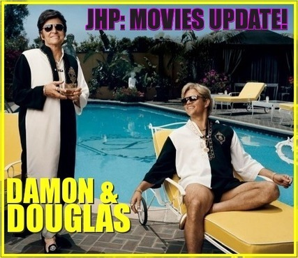JHP by jimiparadise™: Michael Douglas e Matt Damon sono GAY... | JAY: NEWS! | Scoop.it