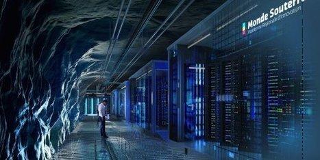 Saumur rêve d'aménager ses champignonnières en datacenter | Datacenters | Scoop.it