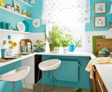 Cheap and Easy Kitchen Decorating | Interior design | Scoop.it