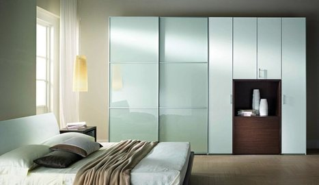 Buy Sliding Wardrobe Doors Online | Inspiredelements | Scoop.it