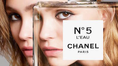 Chanel shows opposite associations to tout complexity of N°5 L'Eau women   Luxe 2.0 - Marketing digital - E-commerce   Scoop.it