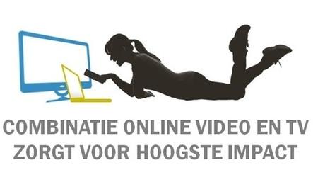 TV & Online video hebben dezelfde impact (combinatie van tv en online video levert de hoogste impact). | Interactive Media Lounge (by IM Lounge) | Scoop.it