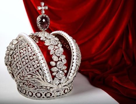 Replica crown of the Russian Empire | bibliofilie | Scoop.it
