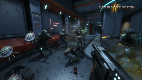 Linux Games: Natural Selection 2 | Linux and Open Source | Scoop.it