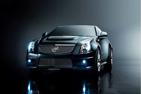 Cadillac CTS, The Ideal Coupe | carsgizmo | Scoop.it
