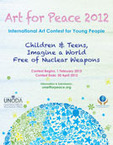 2012 Art for Peace Contest (1 February - 30 April 2012) | Junctions of Contemporary Art & Education | Scoop.it