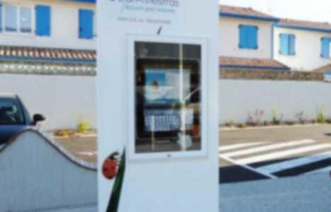 Borne tactile interactive   L'Office de Tourisme et le potentiel numérique   Scoop.it